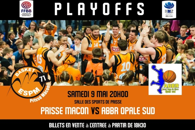 2015.05.09 Affiche PLAYOFFS